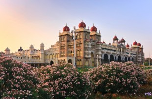 Palace in Mysore copy
