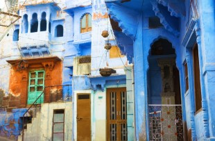 TRADITIONAL HOUSES IN JODHPUR  copy