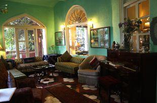 Ranjit's SVAASA Cafe Lounge